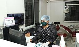 Dr. Raje's Dental Clinic Reception